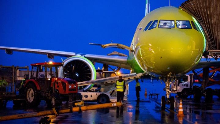 Из Новосибирска на озеро Иссык-Куль: S7 Airlines возобновила рейсы к популярному месту отдыха