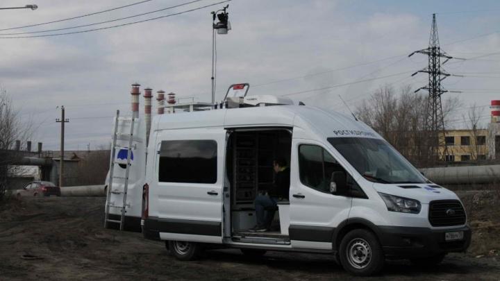 Будет ещё больше: в Челябинске появились три новых комплекса для экомониторинга