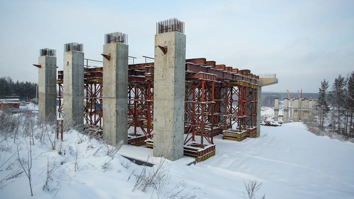 Росавтодор решил отстранить «Сибмост» от стройки Восточного обхода