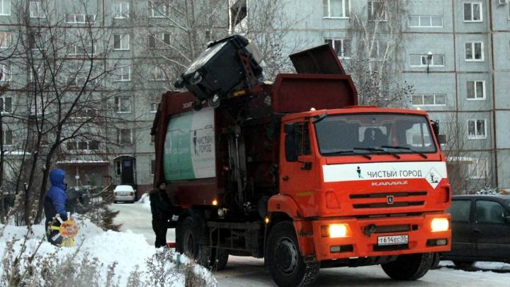 В Новый год с новыми тарифами: что нужно знать омичам о мусорной реформе
