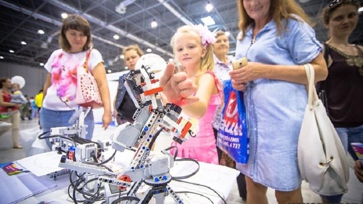 С 11 по 27 августа в МВК «Новосибирск Экспоцентр» пройдёт большая школьная ярмарка