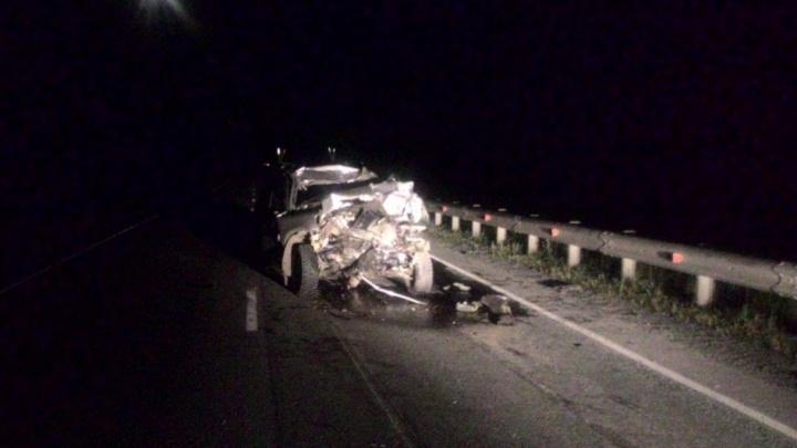 Водитель грузовика сбежал после ДТП с пьяным подростком