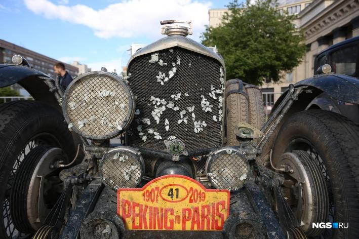 Седьмое международное ралли Пекин — Париж пройдет через Нижний Новгород в 7-й раз