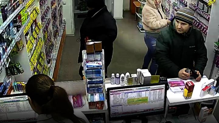 Полицейские поймали ростовчанку, обокравшую аптеку в прошлом месяце