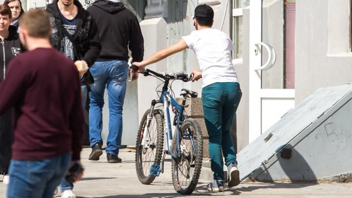 Серийного велосипедного вора задержали в Ростове