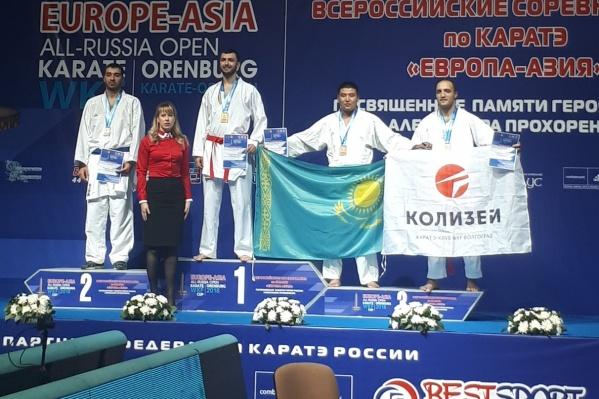 Остальные спортсмены из волгоградской сборной остались за пьедесталом
