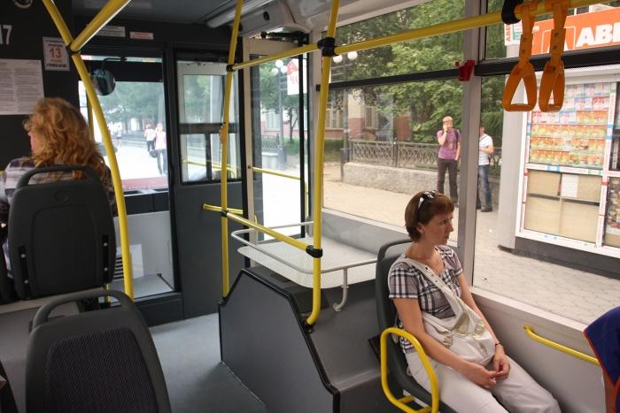 Троллейбус № 36 не будет ходить до 30 сентября