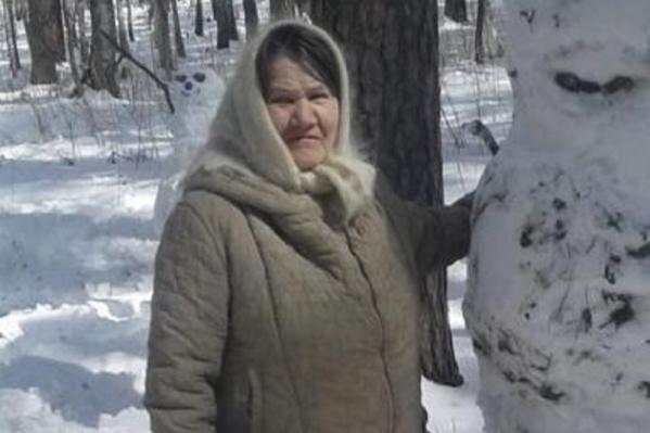 Женщина пропала в районе Вторчермета