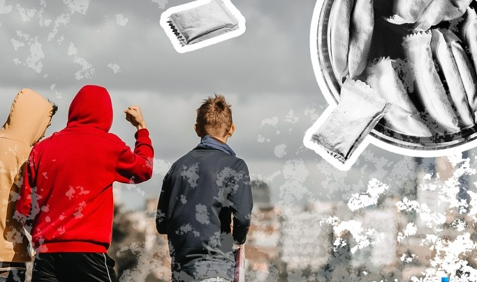 Зауральские чиновники и общественники хотят запретить продажу снюсов школьникам