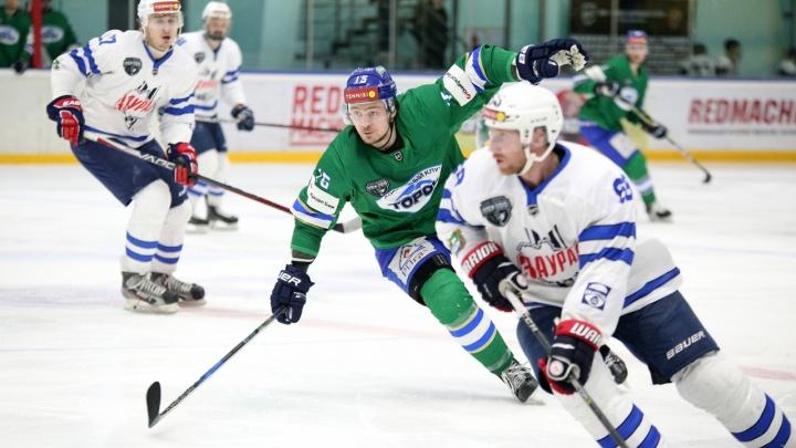 Следующий матч — решающий: хоккеисты «Зауралья» всухую уступили на выезде «Торосу»