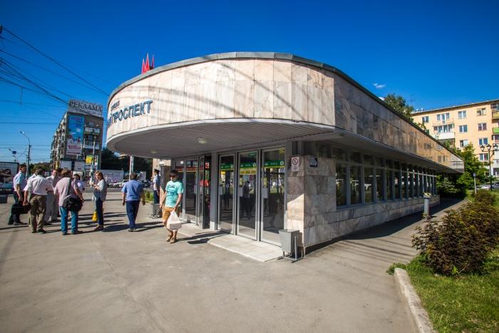21 июня после капремонта открылся выход метро ко Дворцу бракосочетания