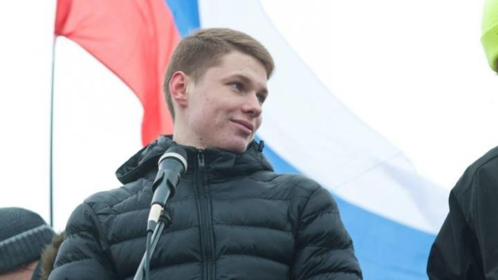 «Провели обыск и изъяли технику»: в Перми силовики задержали активиста штаба Навального