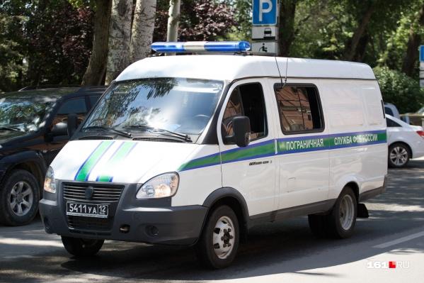 20-летний житель Украины пытался тайно проникнуть на территорию России