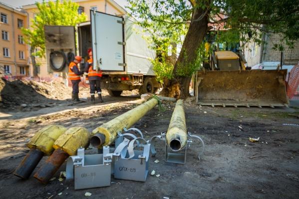 После первого этапа опрессовки неисправности нашли на десятках сетей домов в Челябинске