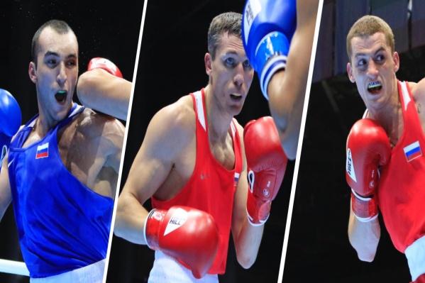 В полуфинале бились четверо россиян, в финал прошли только трое