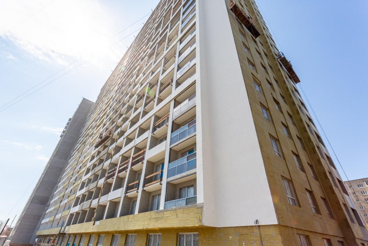 В ЖК «Восход» на ЖБИ, который будет сдан уже в конце года, есть квартиры от 1,9 млн рублей