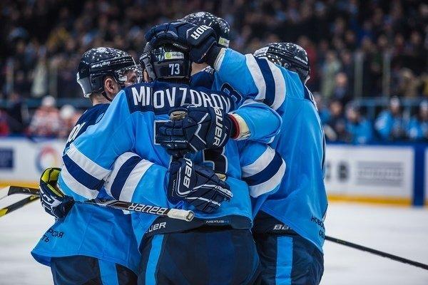 «Сибирь» сыграет 62 матча в регулярном чемпионате КХЛ