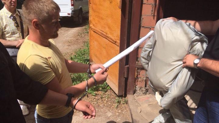 Обвиняемый в жестоком избиении главы Росимущества попытался выйти из-под стражи