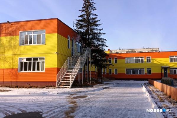 В детском саду с корреспондентом общаться отказались