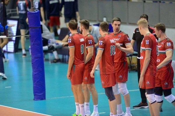 «Устояли под этим натиском»: ВК«Локомотив» обыграл команду из Ярославля