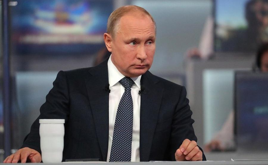Путин приедет вОмск вконце августа