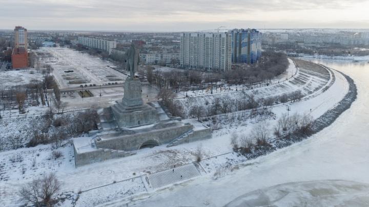 Ледяные иглы и туман: в Волгоградской области ударят морозы до-17 ºС