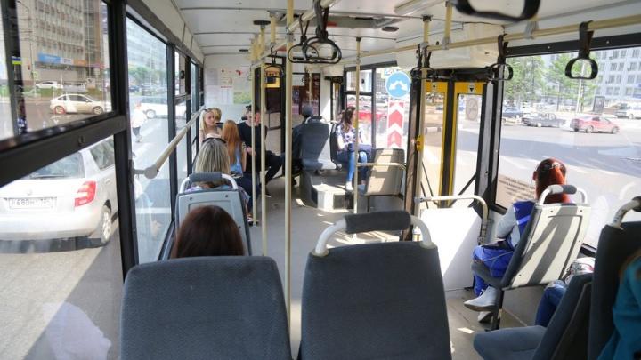 Самые грязные автобусы назвали чиновники после проверки в «Ветлужанке»