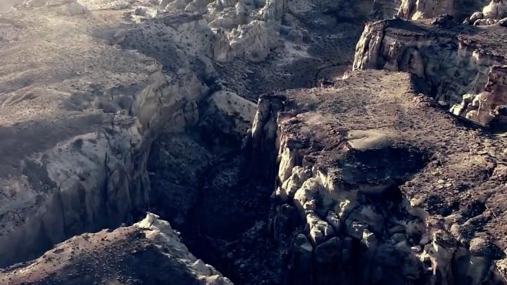 Постапокалипсис на Обском море: новосибирцы на 4 минуты превратили водохранилище в место, разрушенное войной