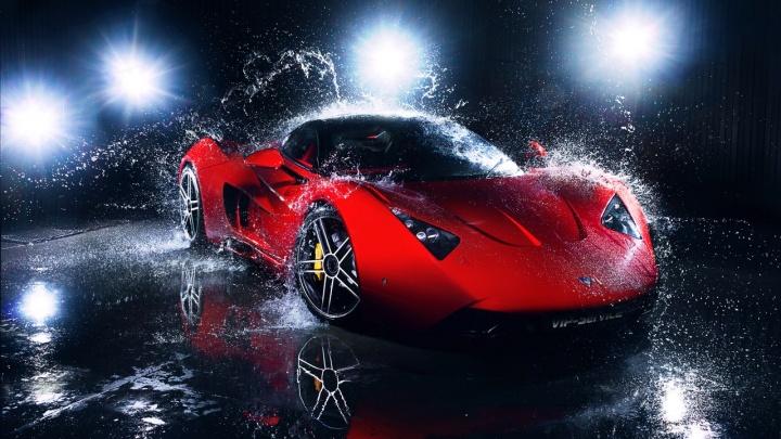 В Новосибирске создадут электромобиль на основе концепции суперкара Marussia