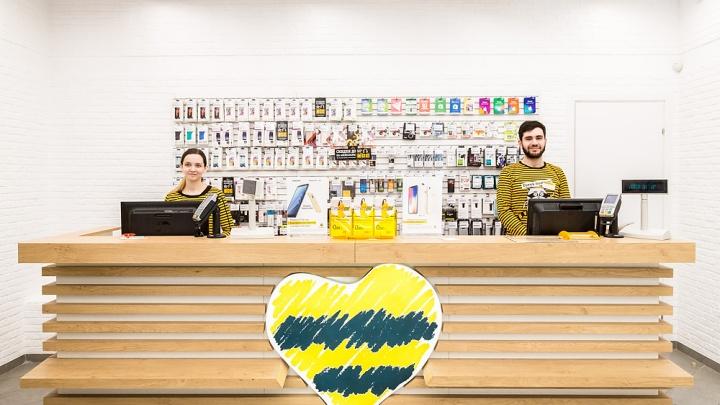 «Билайн» открыл более 30 новых салонов связи в Пермском крае