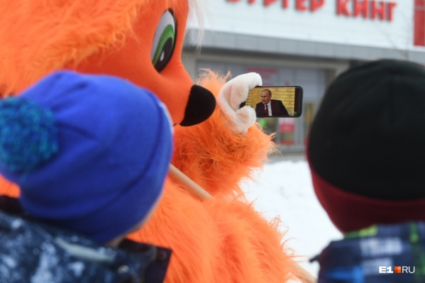 Путин ответил на вопрос ярославского журналиста о спорте