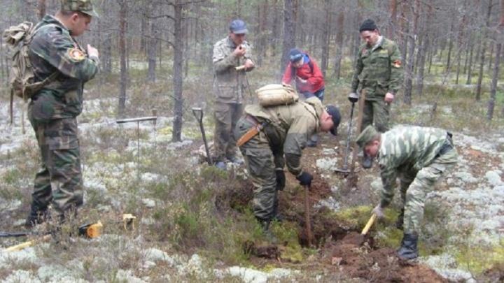 В Прикамье ищут родственников солдата ВОВ, погибшего в 1941 году