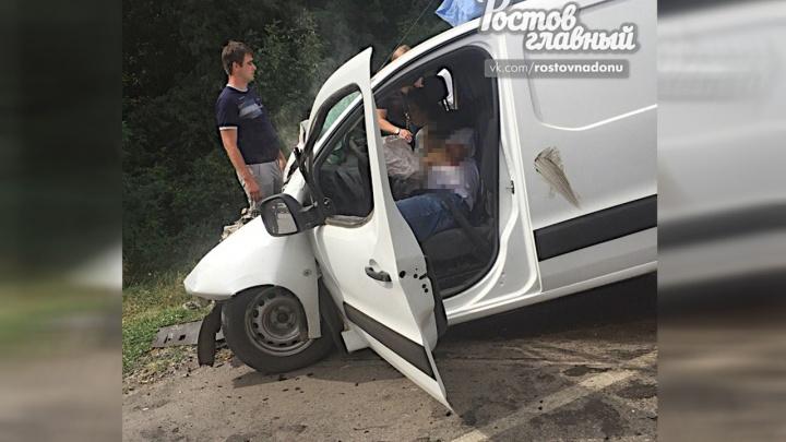 Уснул и врезался в КАМАЗ: на Дону произошла авария со смертельным исходом