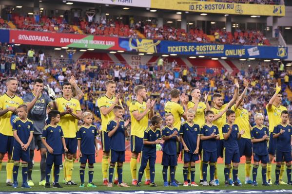 Еще три футболиста «Ростова» признаны достойными играть за свои национальные сборные