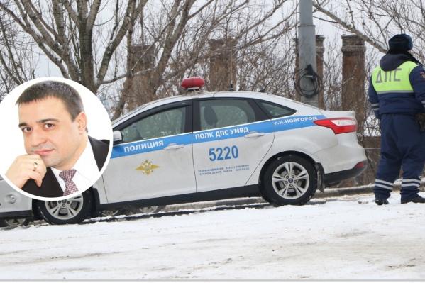 Владимир Шахназаров уволен