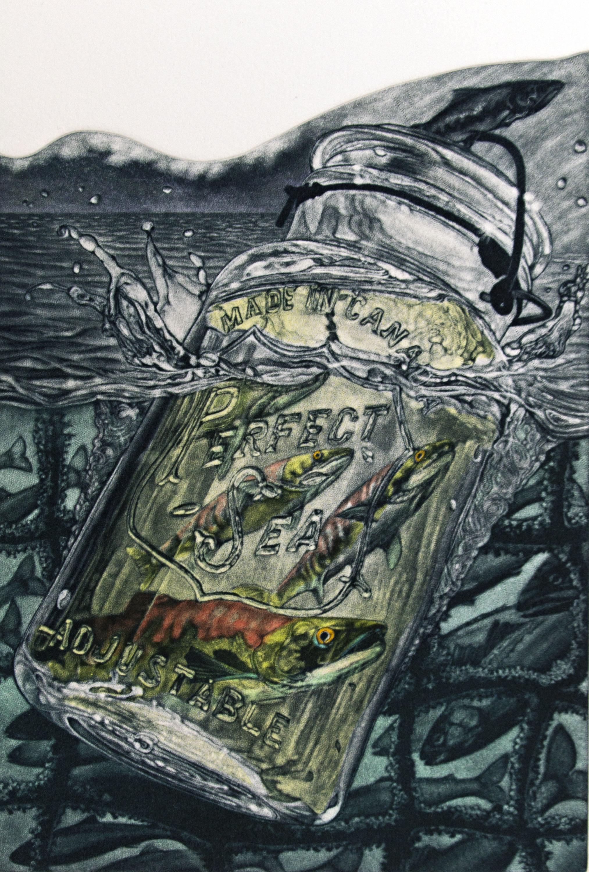 Кэт Резенфорд, Канада, «Охраняя идеальное море»