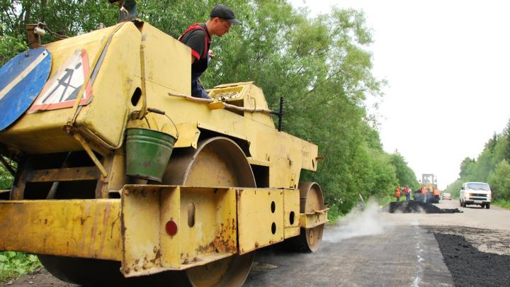 Всего — шесть километров: какие дороги отремонтируют в Архангельске