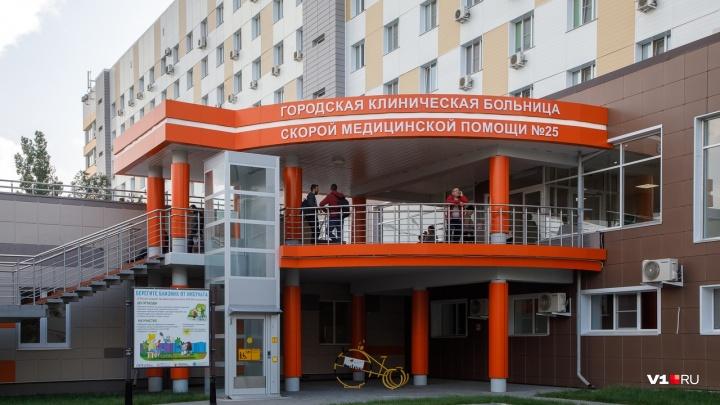На стройке жилого комплекса в Волгограде насмерть разбился рабочий