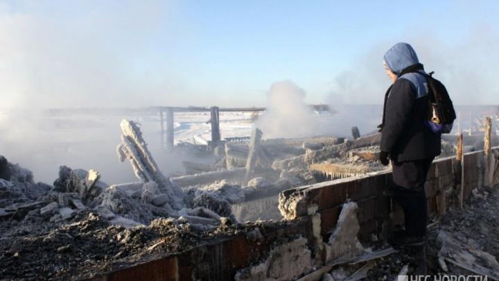 Семья, пострадавшая от взрыва баллона в Седельниково, попросила у Путина новый дом