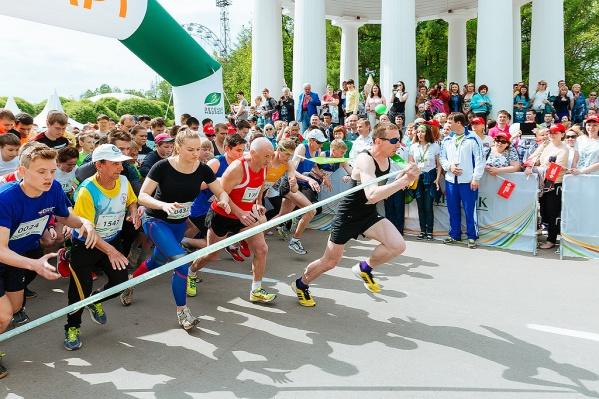 В один день на старт выйдут спортсмены и любители в 59 регионах России