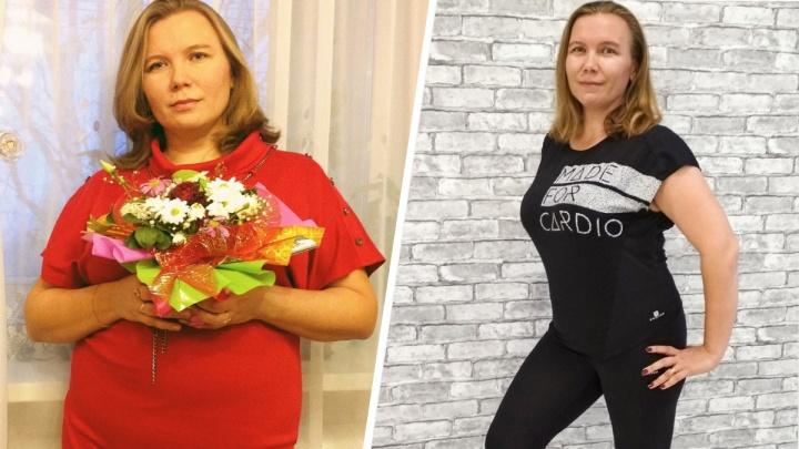 Как сбросить 20 кило за 60 дней: секреты похудения от многодетной мамы из Уфы