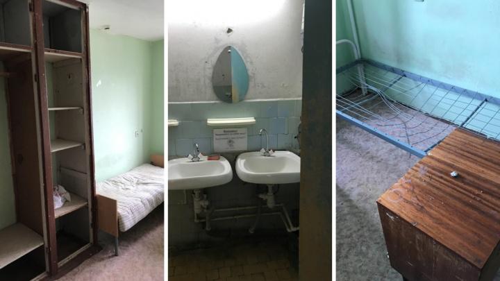 «Не соответствует действительности»: в УрГПУ ответили на подборку убитых общежитий от Варламова