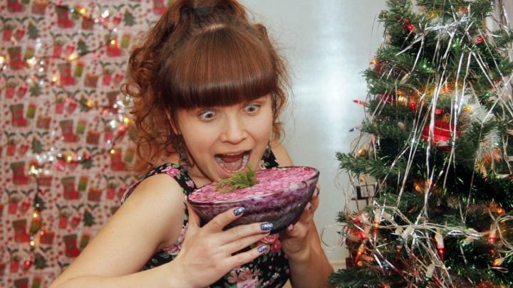 Инструкция: запоминаем, сколько живут новогодние блюда