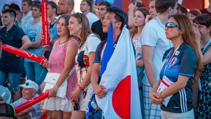 «Два часа в городе, а он уже мой любимый»: что пишут иностранцы перед сегодняшним матчем в Ростове