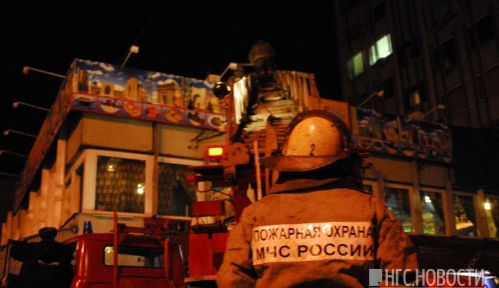 В Красноярске при пожаре в дачном доме погибли 4 человека