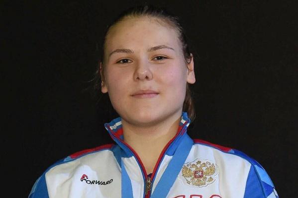 Алина Михайлова сейчас сильнейшая среди юниоров России