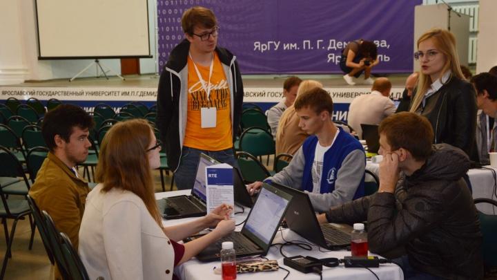 МегаФон поддержал 36-часовой IT-хакатон в Ярославле