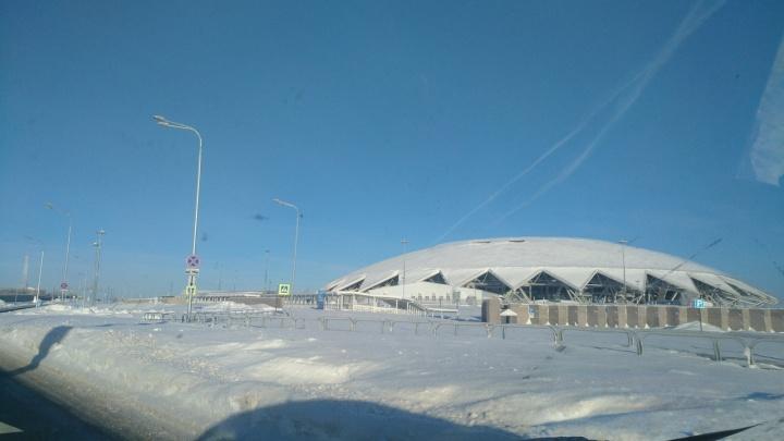 В Самаре открыли проезд по улице Дальней
