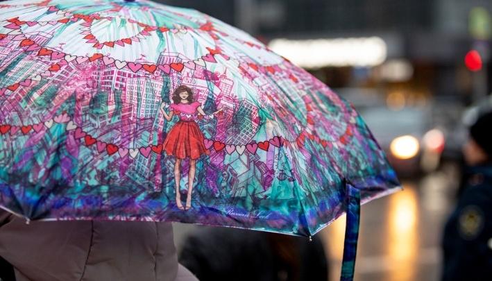 Зонты прятать не нужно: какая погода будет в Ростове в первые выходные февраля