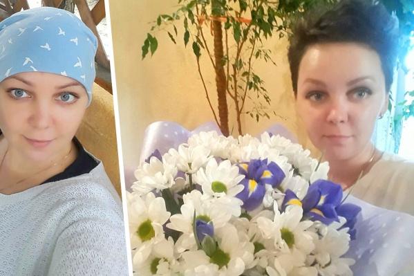 Во время болезни Марию попросили с работы, но она не потеряла позитива